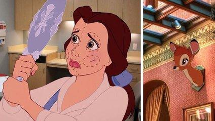 Нещасливий кінець казок Disney - фото 1