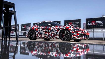 Нову Toyota Supra покажуть в 2019 році - фото 1
