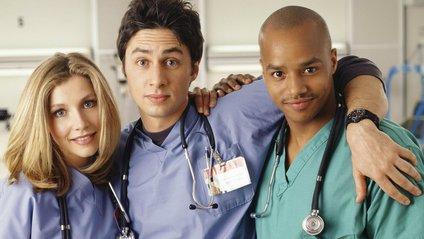 Клініка – серіал про кохання, дружбу, життя - фото 1