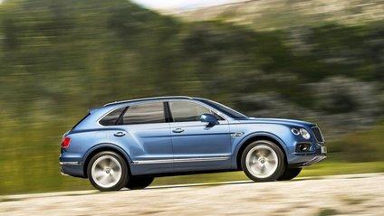 Bentley Bentayga Diesel зникне з європейського ринку - фото 1