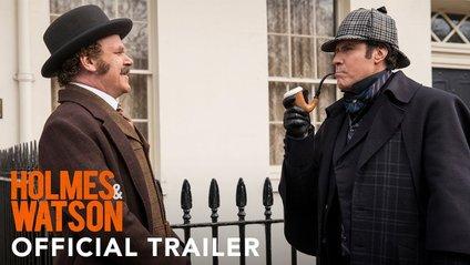 Холмс і Ватсон: дивитись трейлер онлайн - фото 1