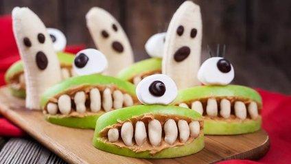 Хелловін: оригінальні ідеї страв для вашого столу - фото 1