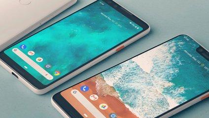 Google Pixel 3 отримав прозору задню кришку - фото 1