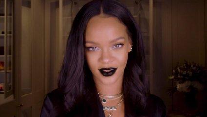 Rihanna показала, як зробити красивий макіяж на Хелловін - фото 1
