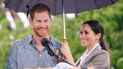 Принц Гаррі і Меган Маркл - фото 1