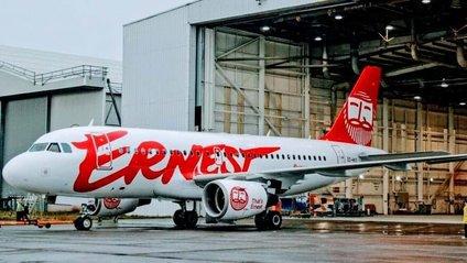 Італійський лоукостер Ernest Airlines - фото 1