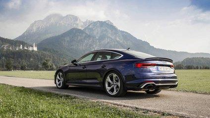 Audi RS5 Sportback спершу з'явиться у США - фото 1