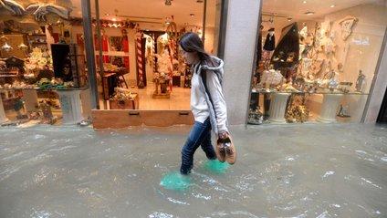Венецію затопило - фото 1