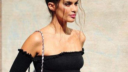 Ангел Victoria's Secret Сара Сампайо злякала фанатів - фото 1