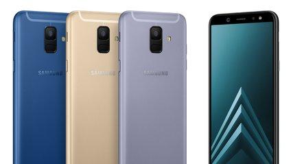 Дата анонса Samsung Galaxy A6s ще не озвучена - фото 1