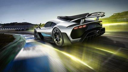 Mercedes-AMG Project One буде шалено потужним - фото 1