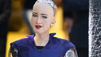 Робот Софія у Києві - фото 1