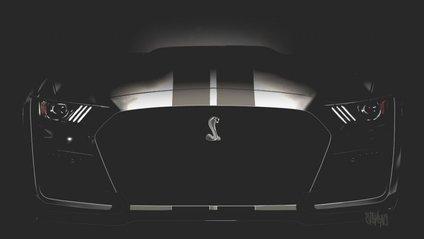 Для Shelby GT500 готують трековий пакет зі змінами уходову - фото 1