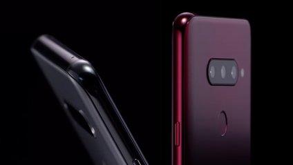 LG V40 ThinQ отримав п'ять камер - фото 1