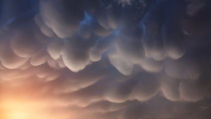 Мамматуси виглядають зловісно і віщуютьбурю або ураган - фото 1