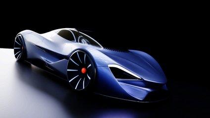 McLaren Speedtail покажуть незабаром - фото 1