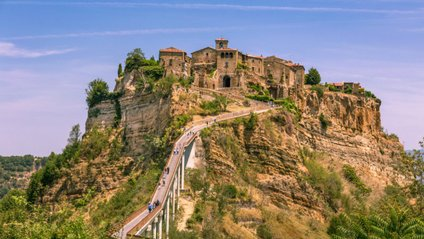 У National Geographic показали вмираюче місто в Італії - фото 1