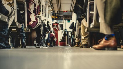 Як не захворіти в транспорті - фото 1