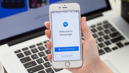 Facebook Messenger змінив дизайн - фото 1