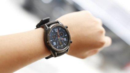 Смарт-годинник Huawei Watch GT буде шалено автономний - фото 1