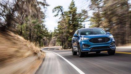 Ford Edge ST – новий спортивний кросовер компанії - фото 1