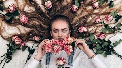 Як довге волосся у дівчат стає мистецтвом - фото 1