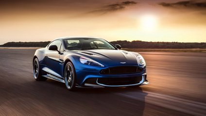 Aston Martin Vanquish раніше зняли з виробництва - фото 1