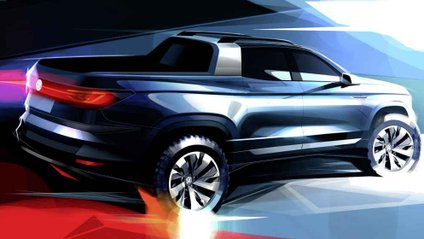 Пікап від Volkswagen - фото 1