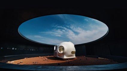 Ці будинки – лише прототипи, які можуть стати оселями на Марсі - фото 1