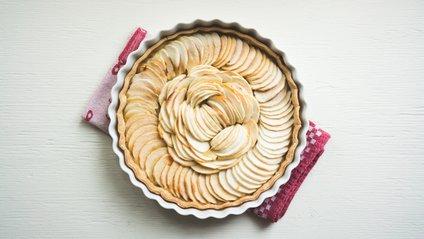 Німецький яблучний пиріг від Марти Стюарт - фото 1
