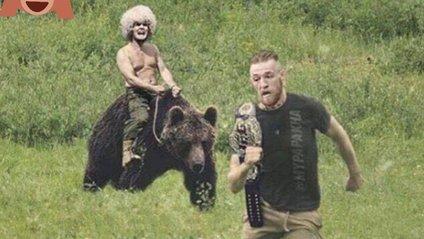 Реакція соцмереж на бій МакГрегор – Нурмагомедов - фото 1