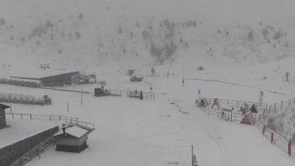 Іспанію накрили снігопади - фото 1
