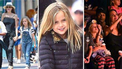 З роками Вів'єн все більше стає схожоюна Джолі - фото 1