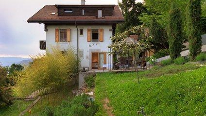 Нове життя будинку у Швейцарії, якому вже понад сто років - фото 1