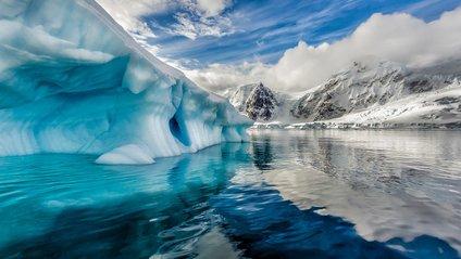 Антарктика - фото 1