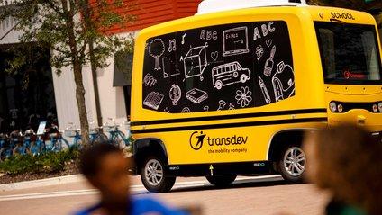 Transdev більше не будуть випробовувати на дорогах - фото 1