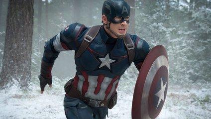 Кріс Еванс попрощався з Капітаном Америкою - фото 1