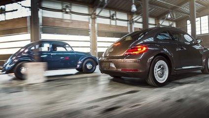 Старенький Volkswagen Beetle продають за шалені гроші - фото 1