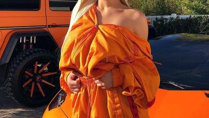 Кайлі Дженнер похизувалась формами в бікіні - фото 1