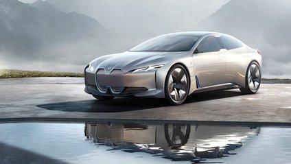 Новинка буде схожа на BMW i Vision Dynamics - фото 1