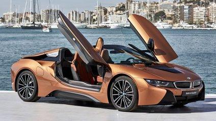 Купити BMW i8 Roadster в Україні можна за ціною від 4,4 млн. гривень - фото 1