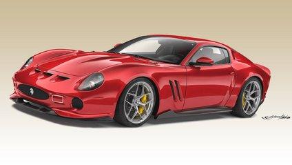 Ferrari 250 GTO планують відродити італійські дизайнери - фото 1