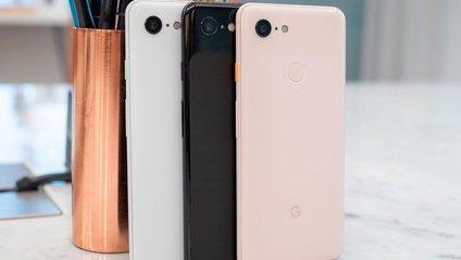 Google Pixel 3 не захоплює своїм корпусом - фото 1