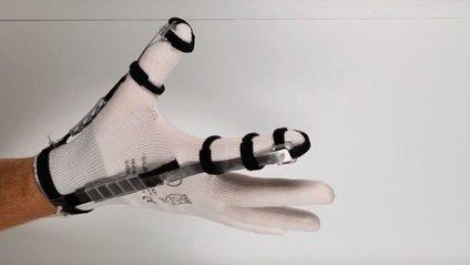 Електростатична рукавичка - фото 1