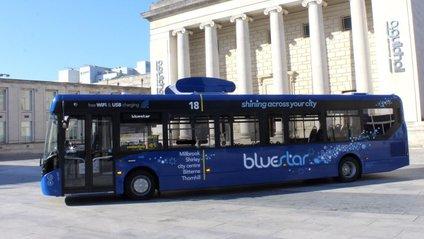 Автобуси оснастять системами фільтрації повітря - фото 1