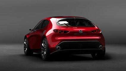 """Mazda Kai стала прототипом нової """"трійки"""" - фото 1"""