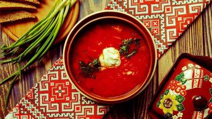 Детальні рецепти приготування борщу з фото - фото 1