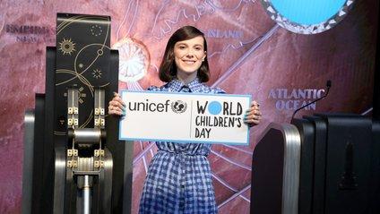 З ЮНІСЕФ вона співпрацює з 2016 року - фото 1