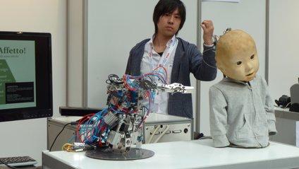 Робот навчився повторювати людські емоції - фото 1