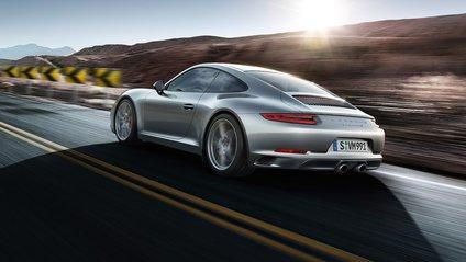 Porsche 911 отрима косметичні зміни - фото 1